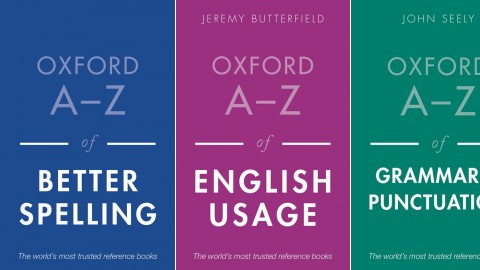 Oxford English Language Guides