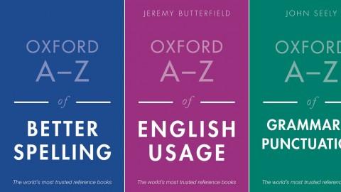 Oxford English Language Guides