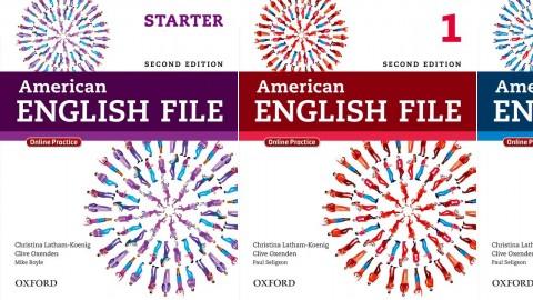 American English File 2nd Edition