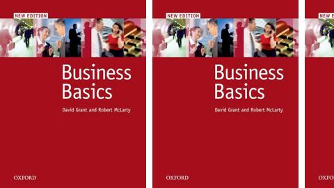 Business Basics: New Edition (British English)