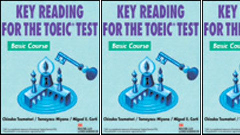 Key Reading for the TOEIC Test: Basic Course