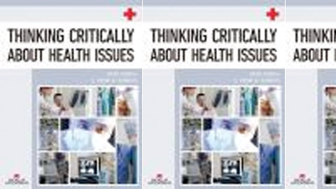 Thinking Critically about Health Issues