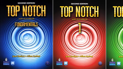 Top Notch 2nd Edition by Joan Saslow and Allen Ascher on ...