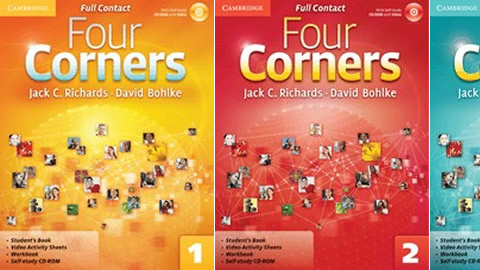 Four Corners 1st Edition By Jack C Richards David Bohlke On Eltbooks 20 Off