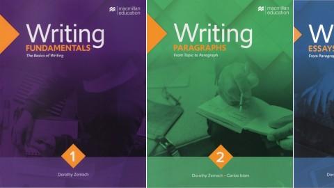 Macmillan Writing Series: 2nd Edition