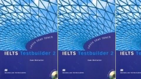 IELTS Testbuilder 2 - IELTS テストビルダー 2