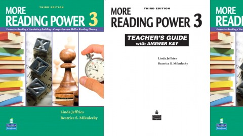 More Reading Power (3rd Edition)