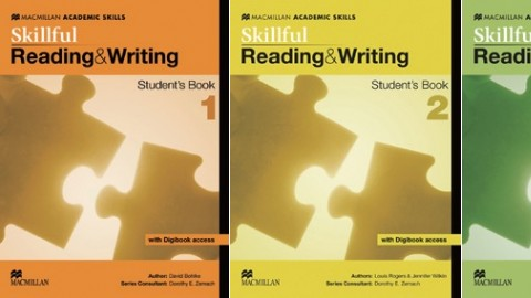 Skillful  Reading  Writing - スキルフル リーディング  ライティング