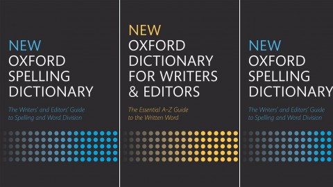New Oxford Dictionary
