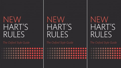 New Hart's Rules -The Oxford Style Guide