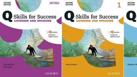 Q: Skills for Success: 2nd Edition - Listening and Speaking