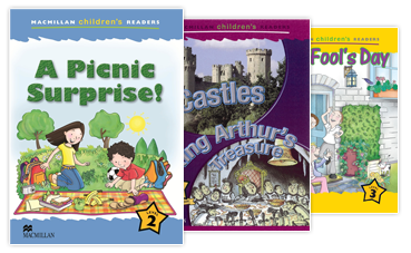 Macmillan Children's Readers