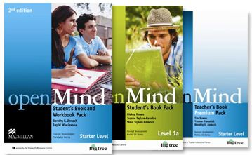 Open Mind 2nd Edition