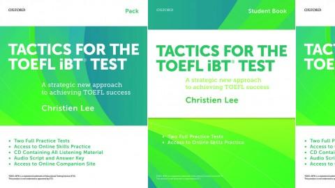 Tactics for the TOEFL iBT Test
