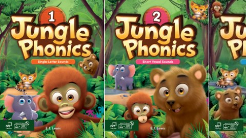 Jungle Phonics