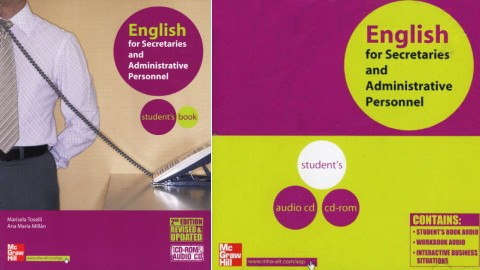 English for Secretaries and Administrative Personnel (2nd Edition)