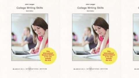College Writing Skills (9th edition)