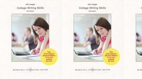 College Writing Skills (9th edition)