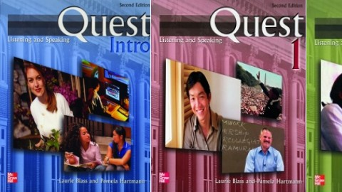 Quest Listening and Speaking, 2nd edition