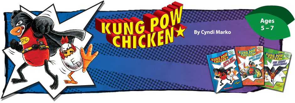 Scholastic's Branches: Kung Pow Chicken