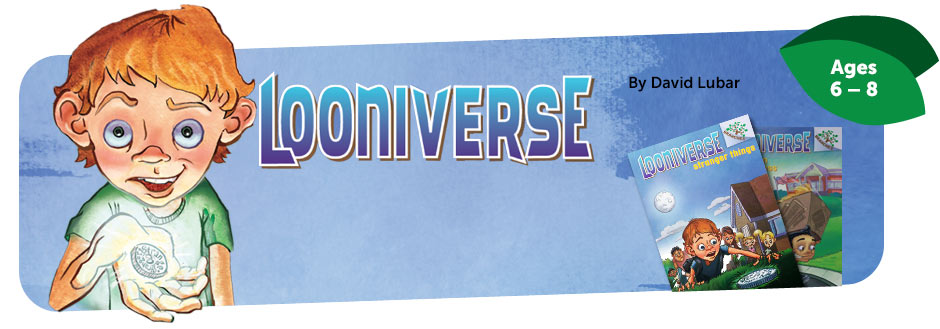 Scholastic's Branches: Looniverse