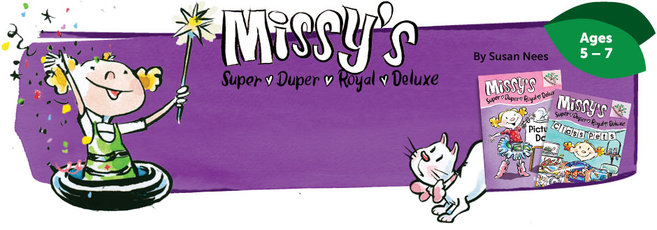 Scholastic's Branches: Missy's Super Duper Royal Deluxe