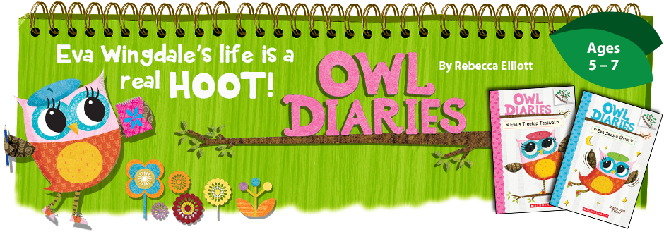 Scholastic's Branches: Owl Diaries