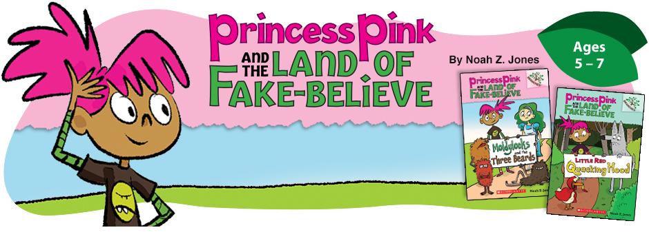 Scholastic's Branches: Princess Pink