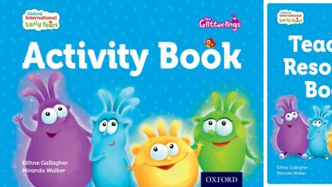 Oxford International Early Years: The Glitterlings