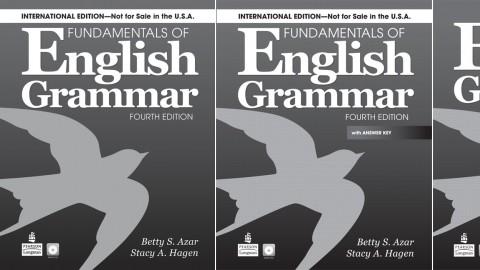 Fundamentals of English Grammar (4th Edition)