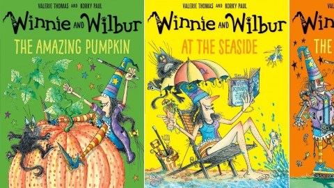 Winni and Wilbur Picture Books