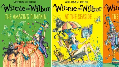 Winni and Wilbur Picture Books