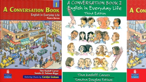 A Conversation Book - Fourth Edition