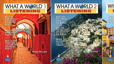 What A World Listening : Amazing Stories from Around the Globe