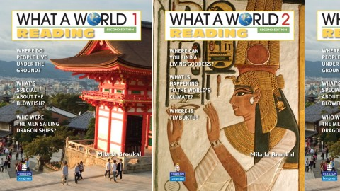 What A World Reading: Amazing Stories from Around the Globe