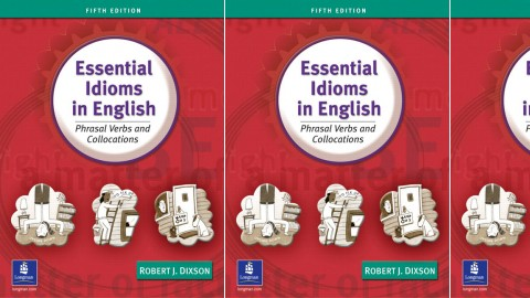 Essential Idioms in English Fifth Edition