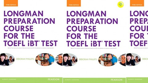 Longman Preparation Course for the TOEFL® Test: Preparation Course: IBT (3rd Edition)