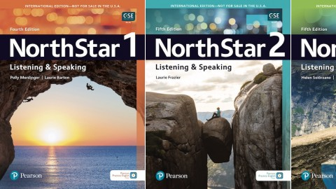NorthStar Listening and Speaking (5th Edition)