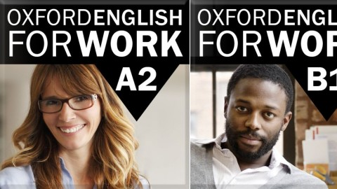 Oxford English for Work (Online course)