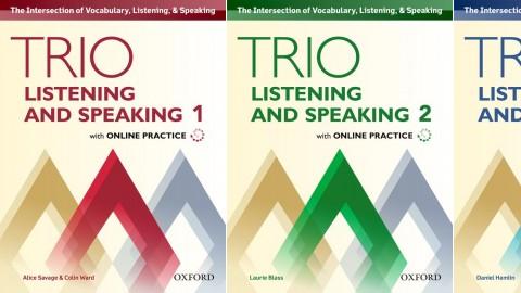 Trio Listening and Speaking