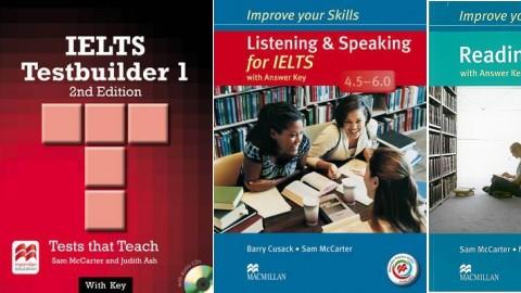 IELTSTestbuilder1, 2nd Edition