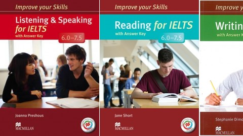 ImproveYourSkills for IELTS6-7.5