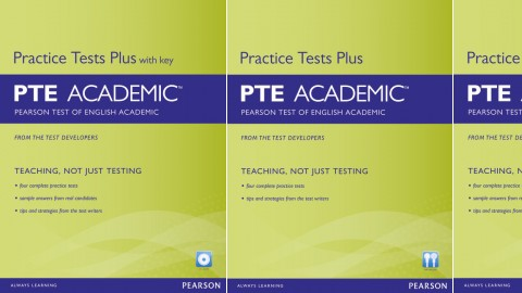 Practice Tests Plus for PTE Academic
