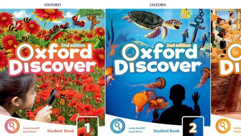 Oxford Discover: 2nd Edition