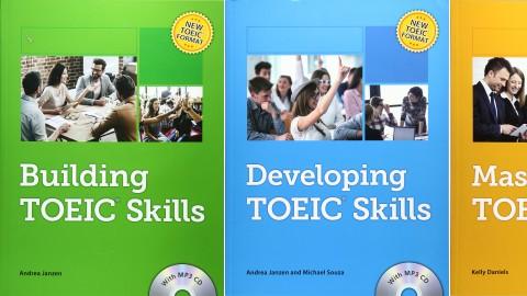 TOEIC Skills Series Building / Developing / Mastering