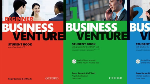 Business Venture: Third Edition