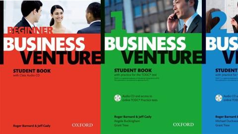 Business Venture: Third Edition