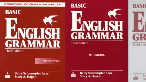 Basic English Grammar: Third Edition
