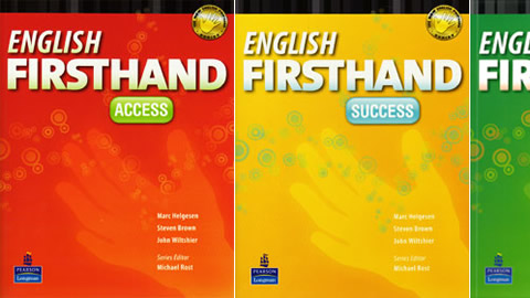 English Firsthand: Fourth Edition