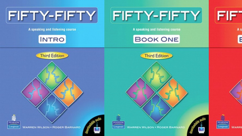 Fifty-Fifty: Third Edition